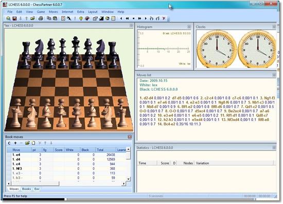 ChessPartner - Lokasoft - Home of ChessPartner